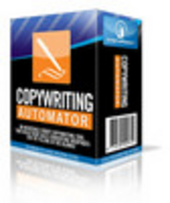 Product picture CopyWriting Automator sw w/MRR + 7 Copywriting Ebooks!
