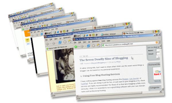 Product picture 32-Product Blogging Bundle No. I w/MRRs